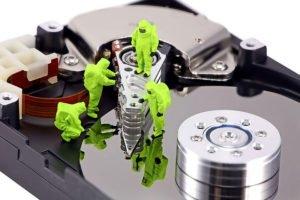 Consulenza, rimozione virus, recupero dati