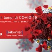 Supporto computer - Covid-19
